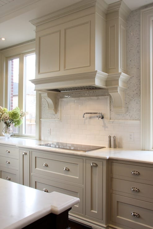 Great Neutral Paint Colors for Kitchen Cabinets  Megan Morris