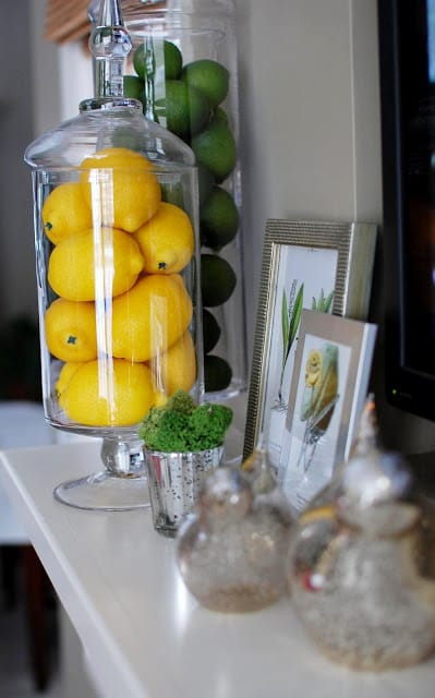 Giving Your Mantel A Fresh Look With Spring Decor Megan