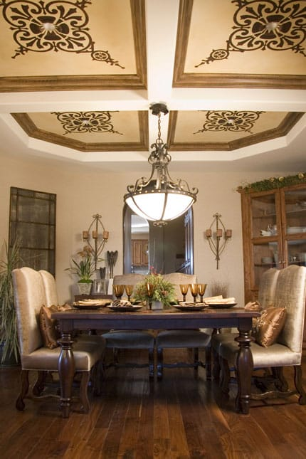 Decorating Up: 10 Captivating Ceiling Design Ideas ...