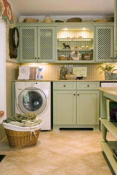 How To Organize And Beautify Your Laundry Room Megan Morris