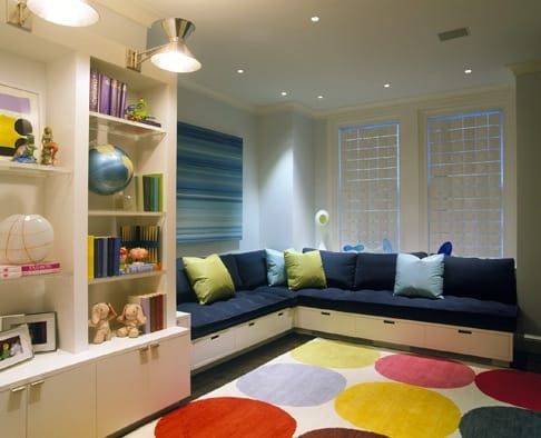 8 great uses for a loft space megan morris for Living room ideas kids