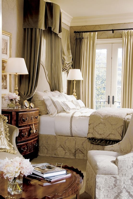 Beautiful Ideas For A Romantic Bedroom