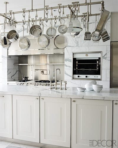 10 Beautiful All White Kitchens Megan Morris