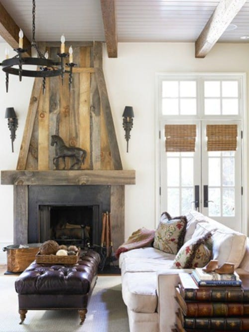 Unique and Inspiring Fireplace Designs - Megan Morris