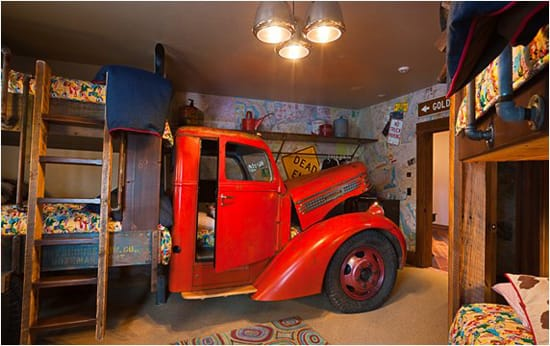 Creative Ideas For Little Boys Bedrooms
