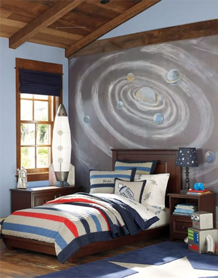 Pin Space Themed Rooms Boys Space Bedding Space Room D Cor Boys On