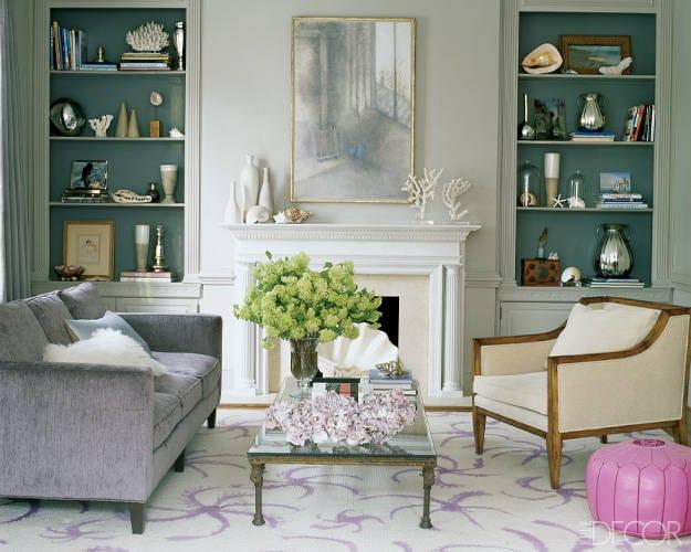 Symmetrical Room symmetrical and asymmetrical design trends - megan morris