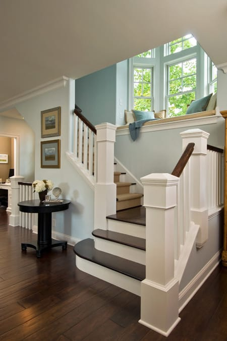 Ask A Decorator Choosing Wall Color For Dark Wood Floors