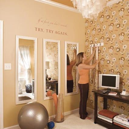 10 Ideas For An Inspiring Home Gym Megan Morris