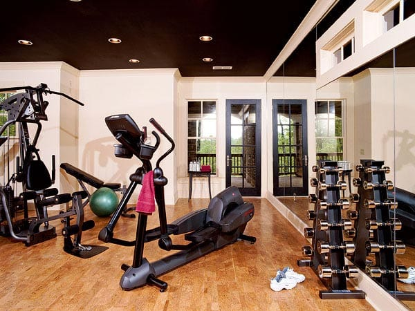 10 Ideas For An Inspiring Home Gym Megan Morris