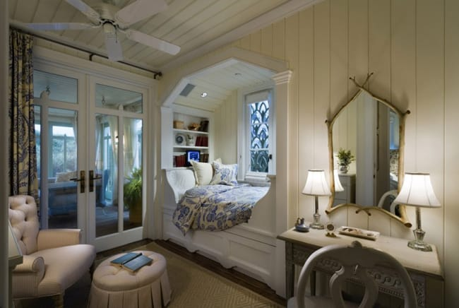 Awesome Country Style Bedrooms Decorating Ideas