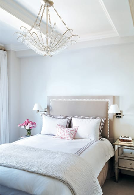 A Touch of Character Bedroom Chandeliers Megan Morris