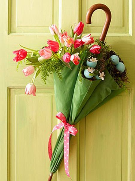 Creative Spring Decorating Ideas | HomeandEventStyling.com