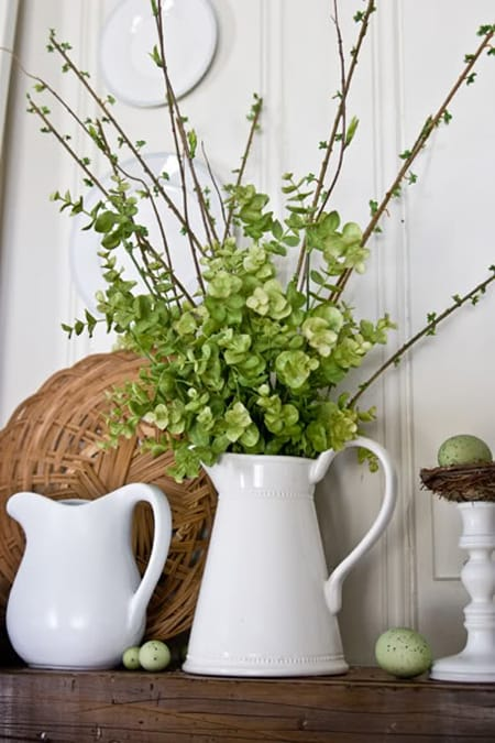 Creative Spring Decorating Ideas   HomeandEventStyling.com