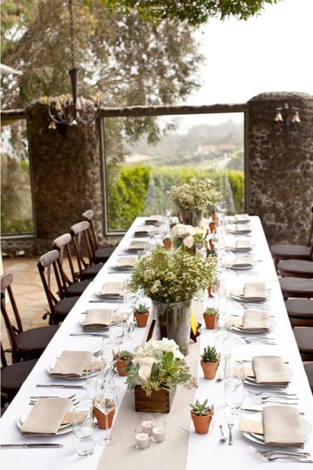 Outdoor Table Settings For Spring Megan Morris