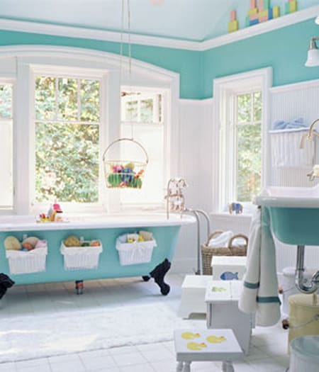 kids bathroom decorating ideas homeandeventstylingcom - Bathroom Decorating Ideas For Kids