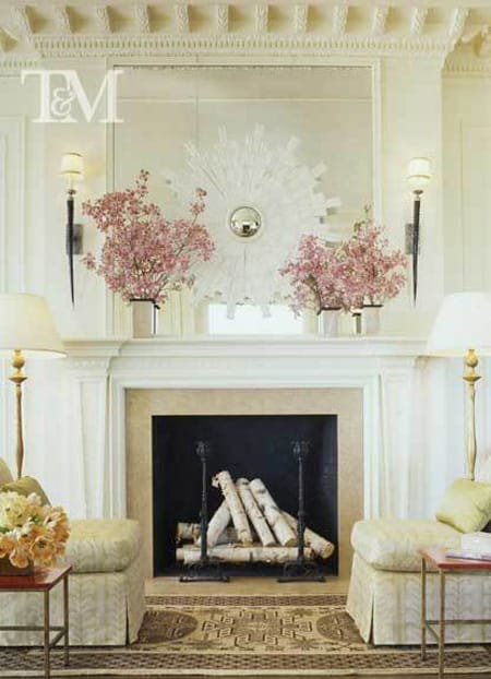 Fireplace Mantel Decorating Ideas Megan Morris