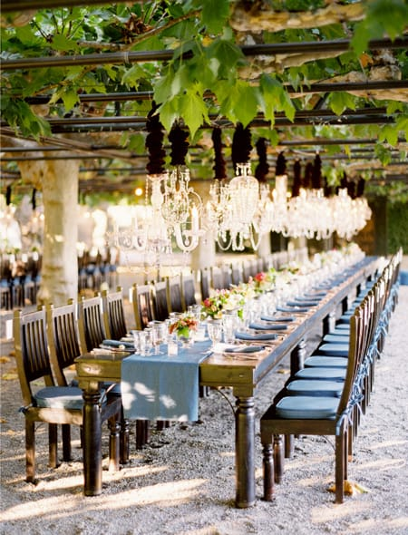 Outdoor Chandeliers: Glamorous & Unexpected   HomeandEventStyling.com