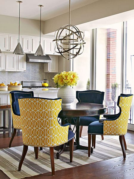 Decorating For Small Space Dining Rooms Megan Morris