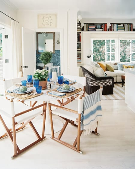 Decorating for Small-Space Dining Rooms | HomeandEventStyling.com