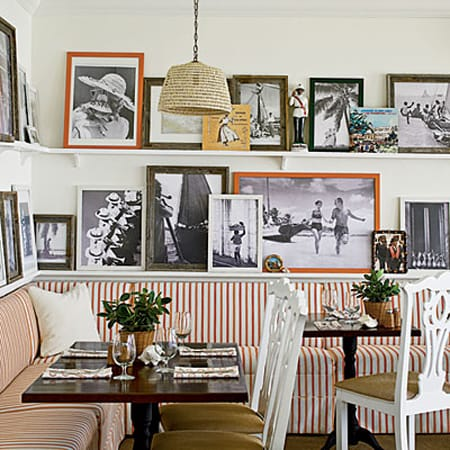 Dining Room Banquettes: Space-Saving & Charming | HomeandEventStyling.com