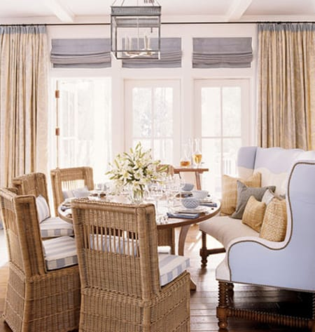 Dining room banquettes space saving charming for Dining room banquette