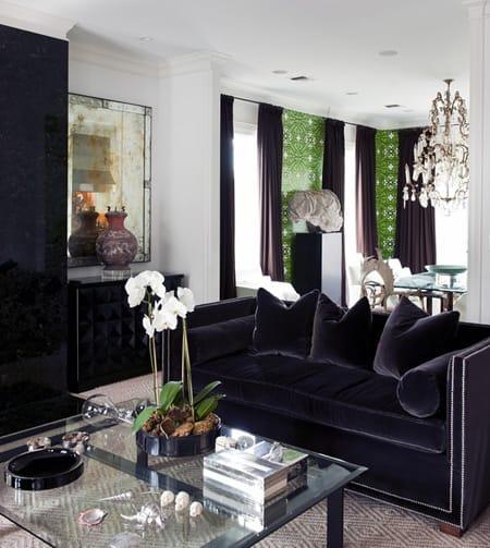 Decorating With A Colorful Sofa Megan Morris