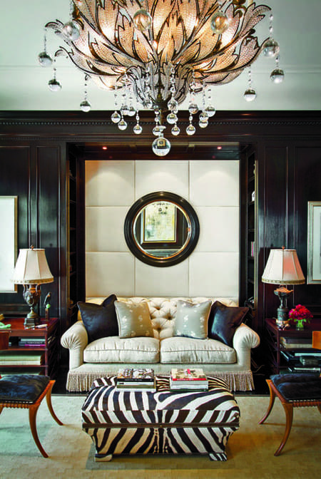 Get the Look: Glamorous Living Rooms | HomeandEventStyling.com