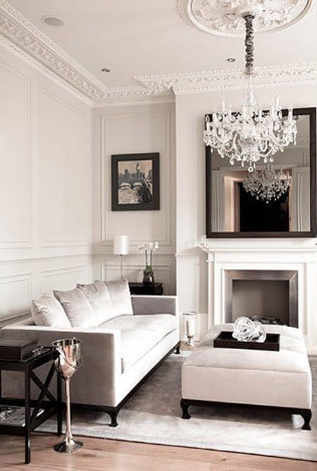 glamorous living room. Get the Look  Glamorous Living Rooms HomeandEventStyling com Megan Morris