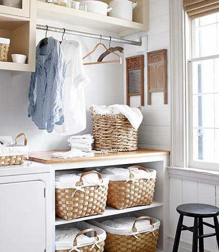 10 Chic And Efficient Laundry Room Ideas Megan Morris