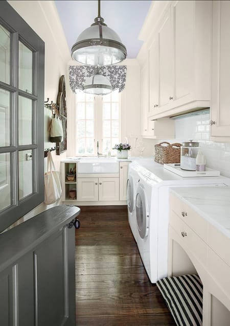 10 chic and efficient laundry room ideas homeandeventstylingcom chic laundry room