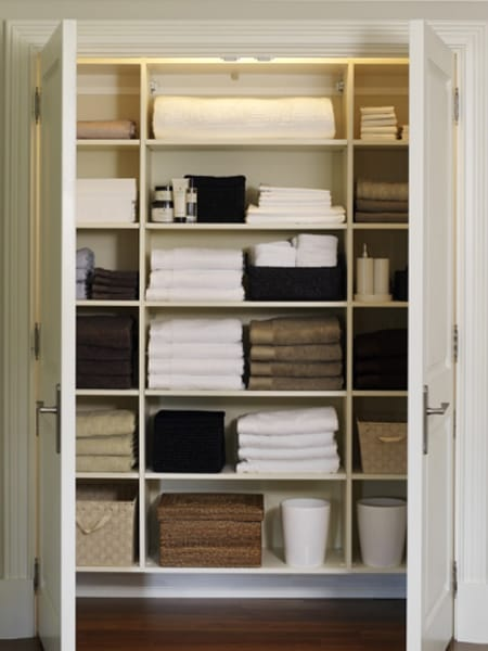 Tips Ideas For A Better Linen Closet Megan Morris