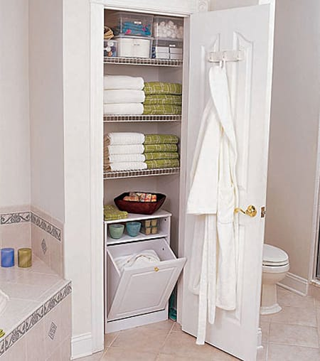 Perfect Tips U0026 Ideas For A Better Linen Closet | HomeandEventStyling.com