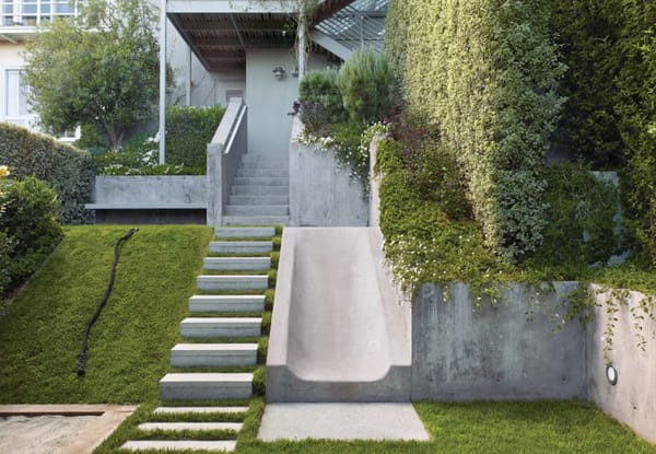 Hillside landscaping ideas for a sloped backyard - Landscape ideas for a slope ...