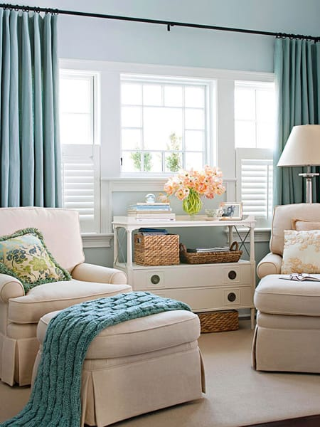 10 Bedroom Window Treatment Ideas | HomeandEventStyling.com