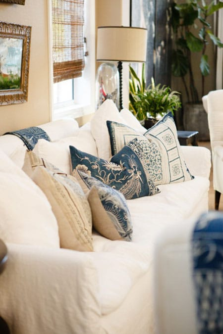 Home Tour: A Mix of Rustic and Elegant   HomeandEventStyling.com