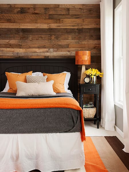 10 Fall Bedroom Makeover Ideas | HomeandEventStyling.com