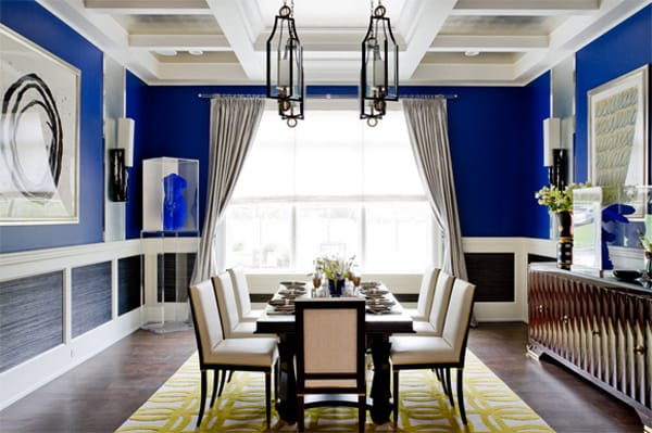 The Eye-Catching Look of Cobalt Blue Decor   HomeandEventStyling.com