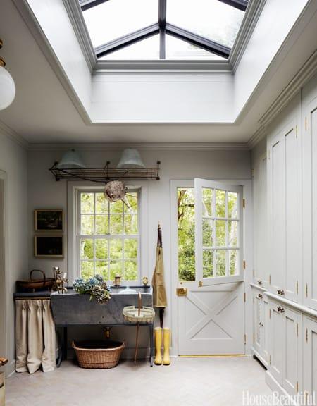 10 ideas for a fabulous mudroom megan morris - Full verandah house plans the functional extra space ...