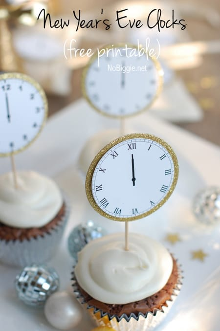 10 Fabulous Ideas for a New Year's Eve Party | HomeandEventStyling.com