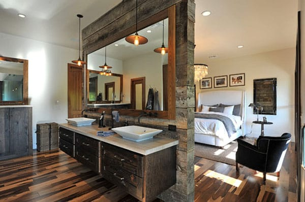 Master Bedroom With Open Bathroom master suites with an open bathroom - megan morris