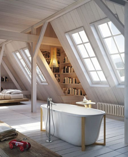 Master Suites With An Open Bathroom Megan Morris