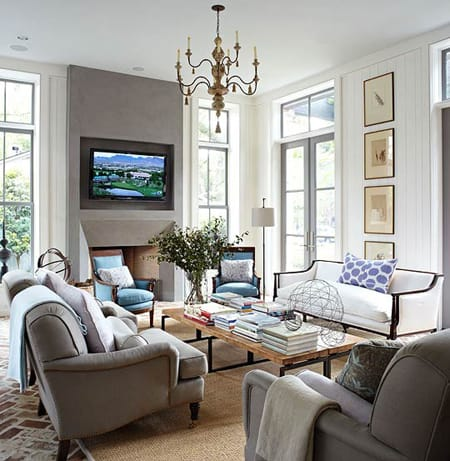 Letting the Light In: Windows Without Drapes | HomeandEventStyling.com