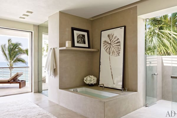 Home Tour: Cindy Crawford's Los Cabos Retreat   HomeandEventStyling.com