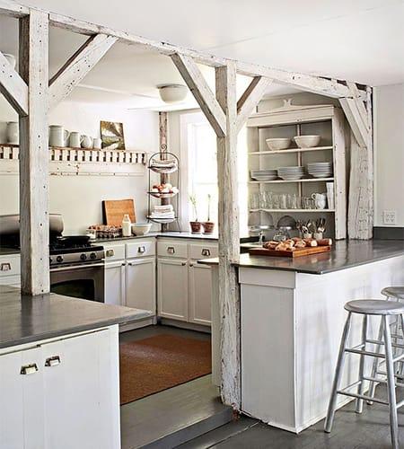 10 Charming Farmhouse Kitchens Megan Morris
