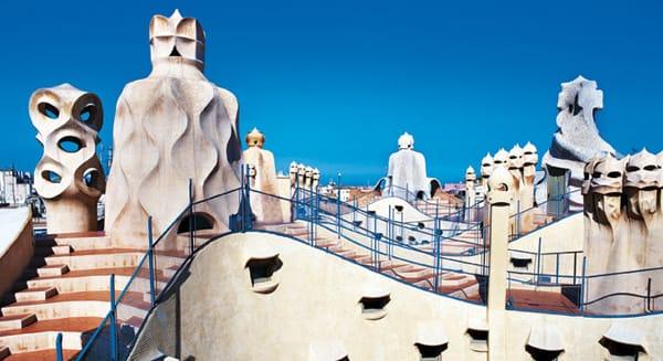 Eye on the Designer: Antoni Gaudi | HomeandEventStyling.com