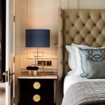 How to Decorate a Boutique Hotel-Style Bedroom | HomeandEventStyling.com