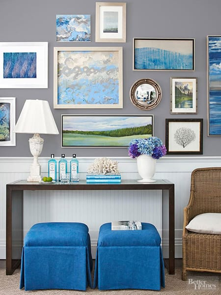 Decorating with the Ocean | HomeandEventStyling.com