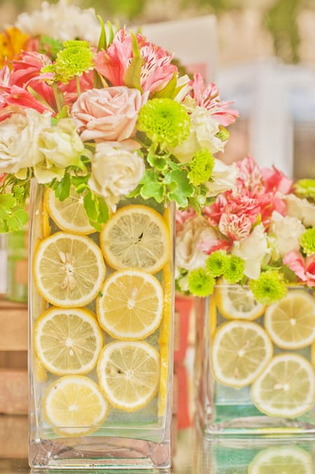 Inspiration for the Perfect Spring Centerpiece | HomeandEventStyling.com #spring #centerpiece #entertaining #tablescape