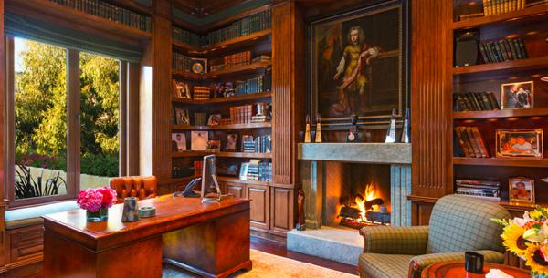 Home Tour: Yolanda and David Foster's Malibu Mansion